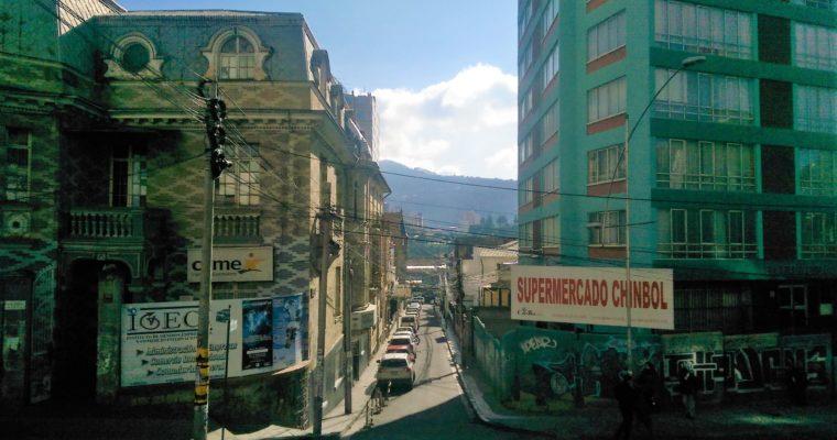 Ein Tag in La Paz